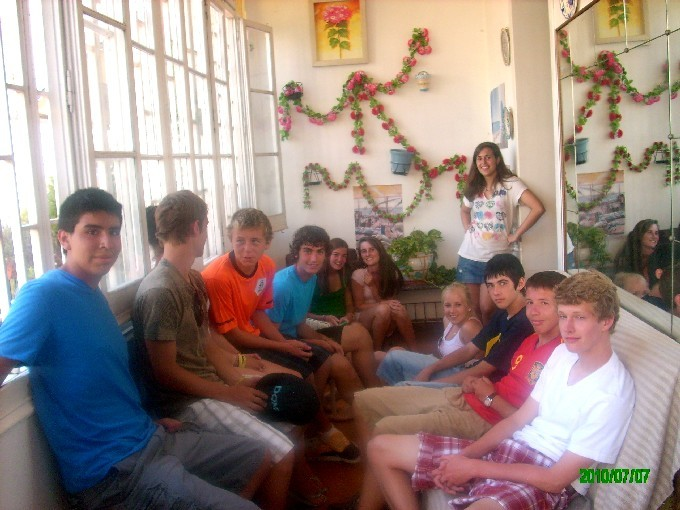 BACK TO Swimming & Spanish/Cultural Teens Summer Program